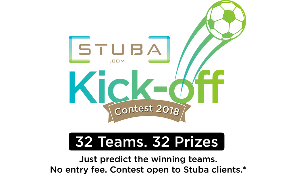 Stuba.com Kick-off Contest 2018