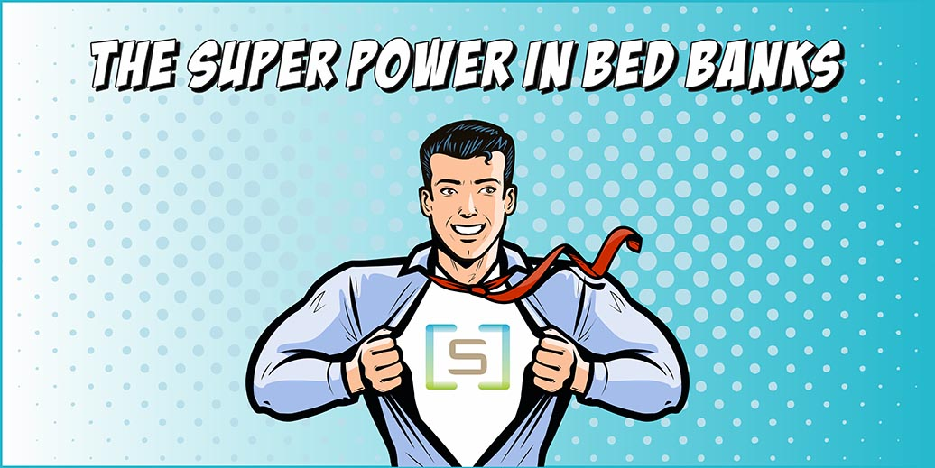 The super power in bed banks